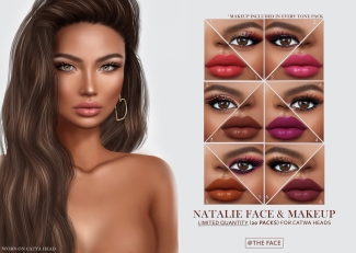 Natalie -LIMITED EDITION- Face + Make-Up x Vanity Event